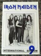 Iron Maiden Book