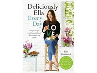Hardcover Deliciously Ella Every Day: Simple recipes and fantastic food for a healthy way of life