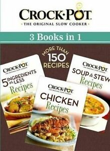 Crockpot 3 in 1 by Publications International, Ltd -Paperback