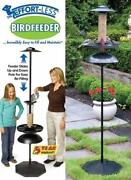 Bird Feeder with Pole