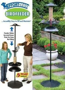 Bird Feeder Pole Ebay