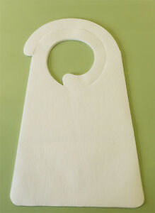 Baby Disposable Bibs - x 10