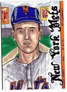 Nolan Ryan Sketch