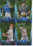 2011 Bowman Platinum Gold Lot