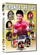 Julio Cesar Chavez DVD