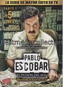 Pablo Escobar DVD
