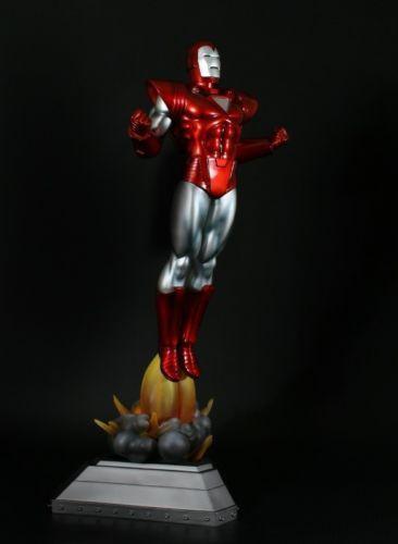 bowen iron man figurines ebay. Black Bedroom Furniture Sets. Home Design Ideas