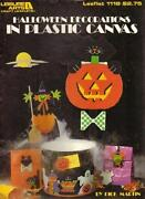 Plastic Canvas Halloween