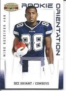 Dez Bryant Jersey Card