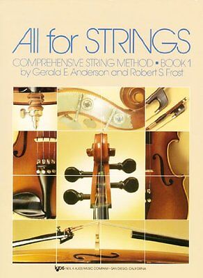 1 Theory Workbook - All For Strings Theory Workbook 1 String Bass