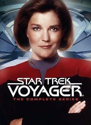 Star Trek  Voyager   The Complete Series Dvd