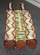 Native American Beaded Regalia