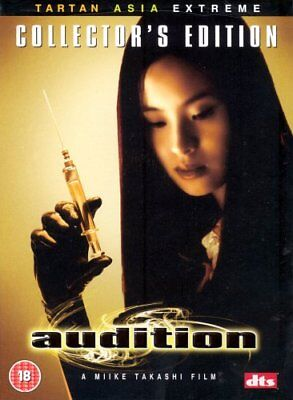 Audition  Collectors Edition   Dvd   2001     Cd 8Avg The Fast Free Shipping