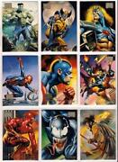 1996 Marvel Masterpieces