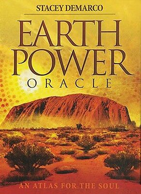 NEW Earth Power Oracle Cards Deck Stacey Demarco Jimmy Manton