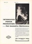 Lima Locomotive