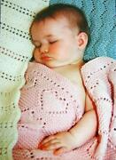 Baby Knitting Pattern Blanket