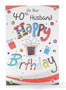 Husband 60th Birthday Cards