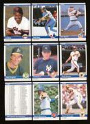 1984 Fleer Update Set