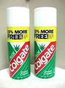 Colgate Shaving Cream