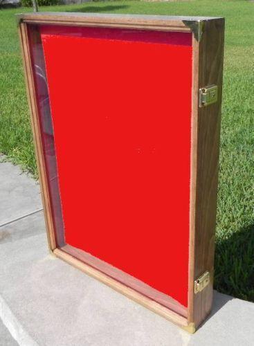 Artifact Display Case Ebay