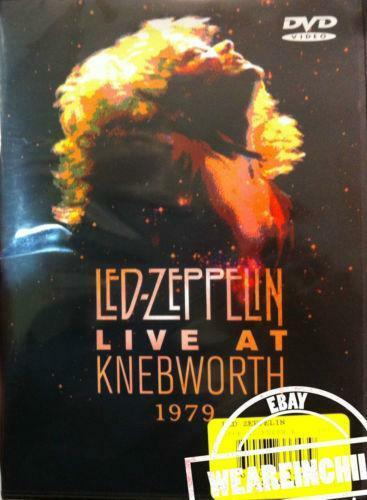 Led Zeppelin Knebworth Ebay