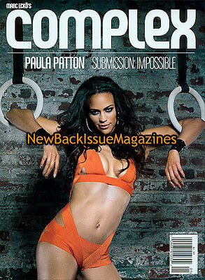 Complex 1 12 Paula Patton Drake January 2012 New