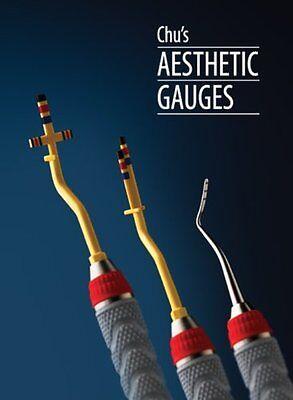 Dental Instrument Chus Set Guges Aesthetic Chuset Hu Friedy Original