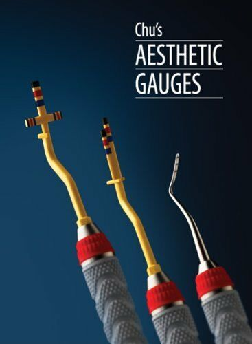 Dental Instrument Chus Set Guges Aesthetic CHUSET HU FRIEDY