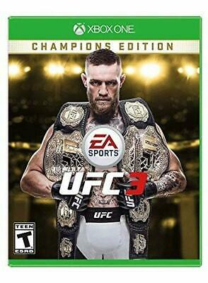 EA SPORTS UFC 3 Champions Edition - Xbox One ()