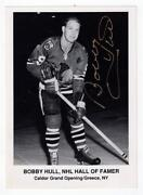 Bobby Hull Photo