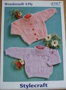 4ply Baby Knitting Patterns