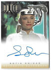 Outer Limits Collectable Trading Cards with Autographed