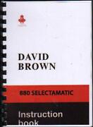David Brown Selectamatic
