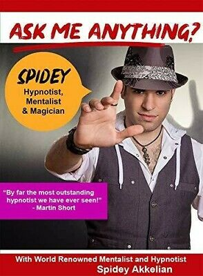 Ask Me Anything about being a Mentalist, Magician & Hypnotist withWorl