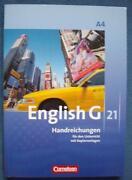 English G21 A4