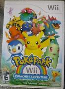 Pokepark Wii Game