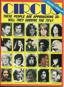 Circus Magazine 1970