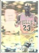 Michael Jordan Upper Deck Hologram Card