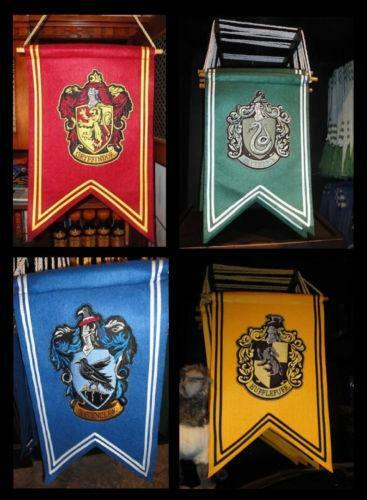 Harry Potter Classroom: Slytherin Banner: Harry Potter