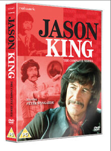 Jason King: The Complete Series DVD (2017) Peter Wyngarde ***NEW***
