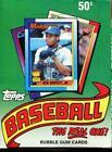 1990 Topps Wax Box