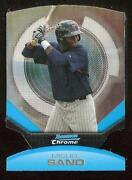 Miguel Sano Bowman Chrome