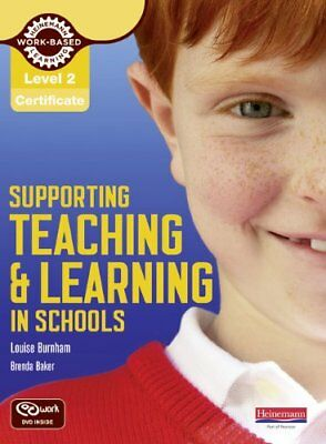 Level 2 Certificate Supporting Teaching and Learning in Schools Candidate