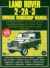 Land Rover Books and Manuals