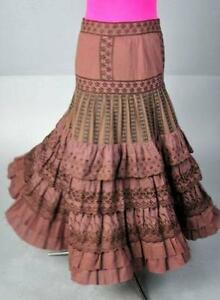 Broomstick Skirt Ebay