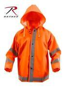 Reflective Rain Coat