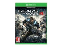 xbox one gears of war 4 new