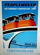 Disneyland People Mover