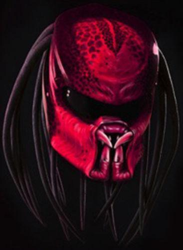 Predator Motorcycle Helmet Ebay